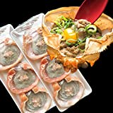 ますよね 高級珍味 カニ味噌甲羅盛り(6個入り)かにみそ 蟹みそ かに味噌