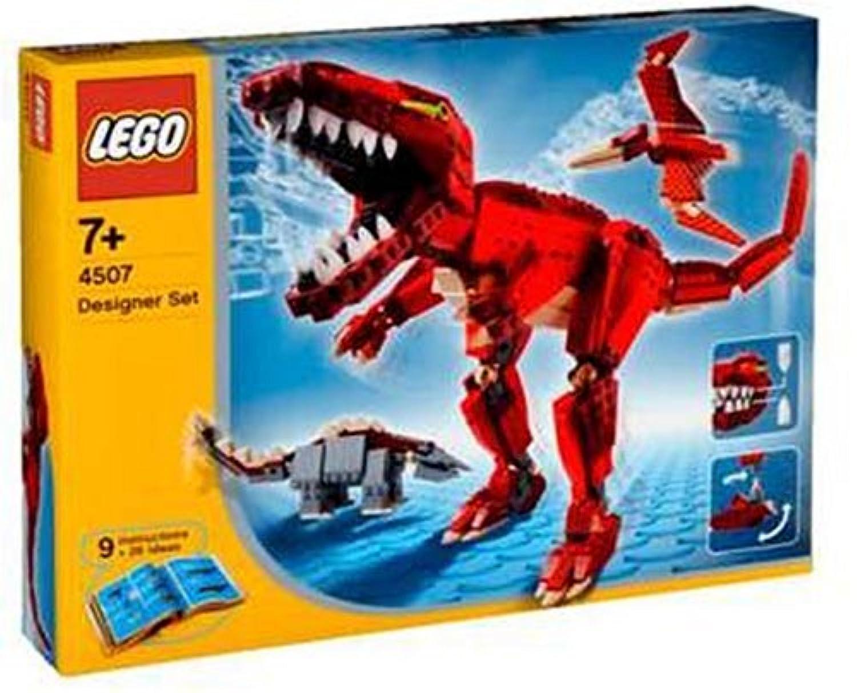 レゴ (LEGO) デザイナー 恐竜デザイナー 4507
