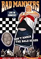 Don't Knock the Baldheads [DVD] [Import]