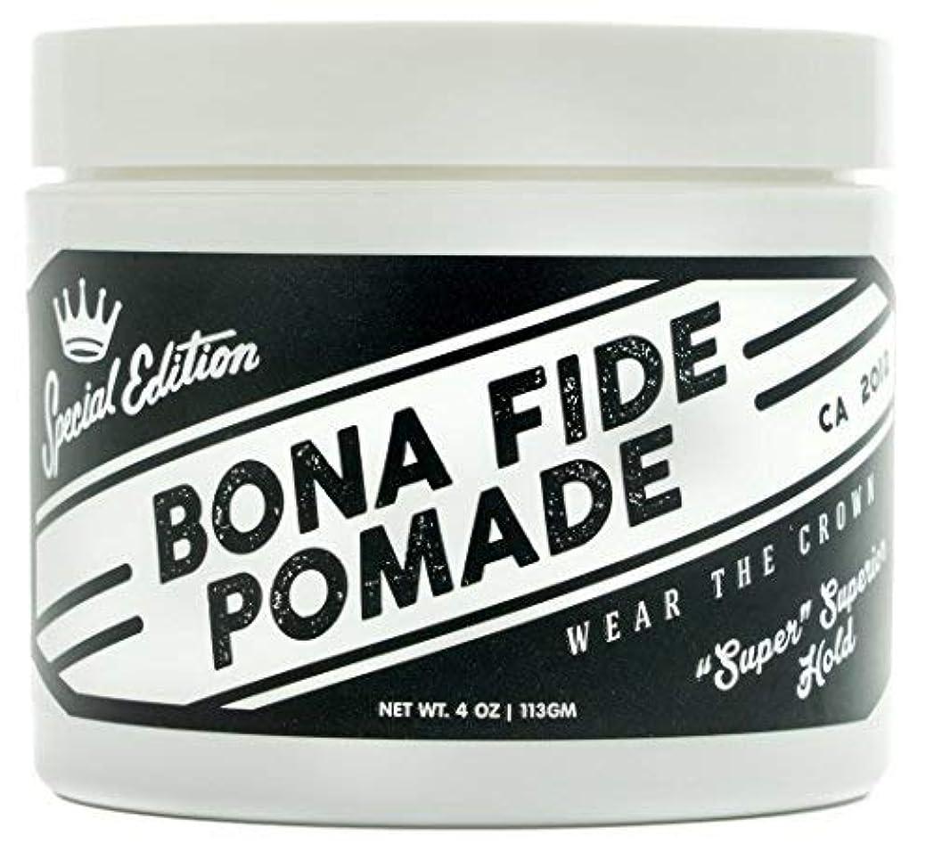 透明にめまいが岸ボナファイドポマード(BONA FIDE POMADE) スーパースーペリアホールドSE メンズ 整髪料 水性 ヘアグリース
