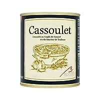 食品のカスレの840グラム (Bespoke) (x 4) - Bespoke Foods Cassoulet 840g (Pack of 4)