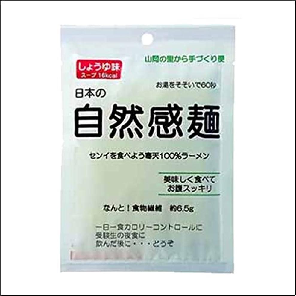 いわゆる穿孔するがっかりする【ダイエットラーメン】 日本の自然感麺(寒天ラーメン) しょうゆ味 1袋