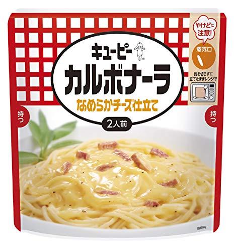 キユーピー カルボナーラ なめらかチーズ仕立て 255g