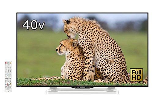 シャープ 40V型 液晶 テレビ AQUOS LC-40W3...