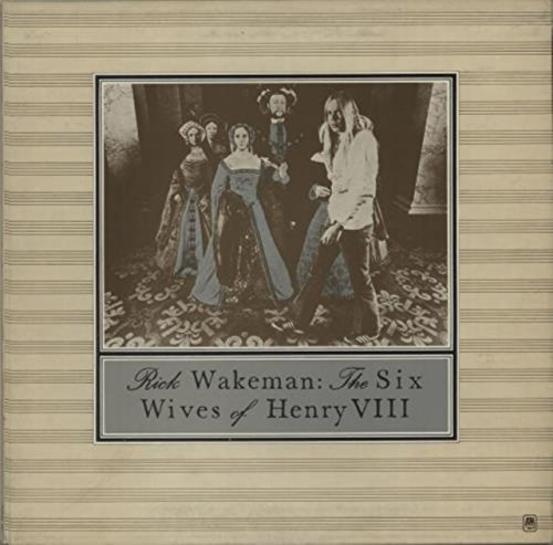 The Six Wives Of Henry VIII - Tan Label - Ruby red