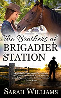 The Brothers of Brigadier Station (Brigadier Station series Book 1) by [Williams, Sarah, Serenade Publishing]