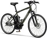 YAMAHA(ヤマハ) 電動アシスト自転車 2017年モデル PAS ブレイス 26インチ[高容量15.4Ahバッテリー,液晶5ファンクションメーター搭載] PA26AGBR7J マットグラファイト