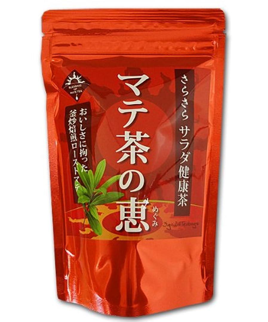 チャーターいろいろ今昭和製薬 マテ茶の恵 3gx24包