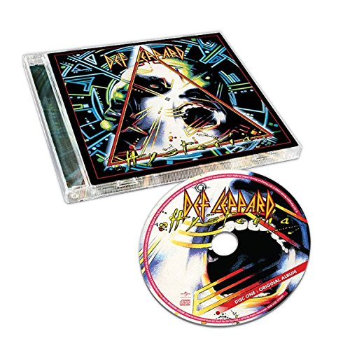 HYSTERIA [CD] (30TH ANNIVERSARY)
