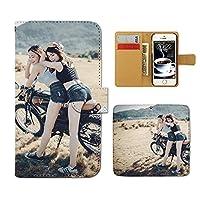 スマホケース 手帳型 ZD552KL ZenFone 4 Selfie Pro sexy 手帳 ケース カバー セクシー SEXY 美女 女性 美人 D0274030099704