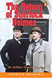 *RETURN OF SHERLOCK HOLMES         PGRN3 (Penguin Readers: Level 3)