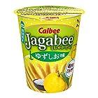 カルビー Jagabee ゆずしお味 38g