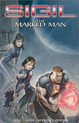 Download Sigil: The Marked Man 1931484074