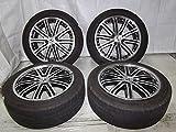 16インチ 4本セット タイヤ&ホイール キンフォレスト(KINFOREST) KF550 バドックス