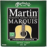 MARTIN M2600 Extra Light 12 STRING 12弦アコースティックギター弦