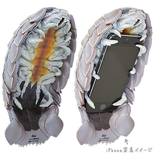 ダイオウグソクムシ iPhoneケース 1号たん (通常)