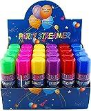 48パック卸売ロット: Silly Party Crazy String Streamer スプレー缶