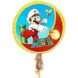 Super Mario Party Pull-String Pinata スーパーマリオパーティプル文字列ピニャータ?ハロウィン?クリスマス?