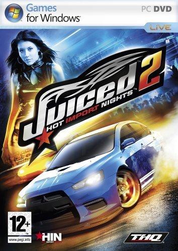 Juiced 2: Hot Import Nights (PC DVD)