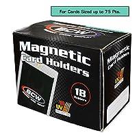 ボックスの18BCw磁気カードホルダー–75Pt。