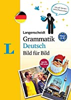 Langenscheidt Grammatik Deutsch Bild fuer Bild - Die visuelle Grammatik fuer den leichten Einstieg