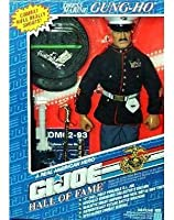 G.I. Joe Hall of Fame Dress Marine Gung Ho 12in Collectors Figure by G. I. Joe