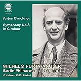 ブルックナー : 交響曲第8番 ハ短調 (ハース版) / ヴィルヘルム・フルトヴェングラー   ベルリン・フィルハーモニー管弦楽団 (Bruckner: Symphony No.8 / Furtwangler & BPO) [CD] [国内プレス] [日本語帯解説付]