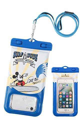 DIVAID 水に浮く iPhone 防水ケース スマホ ディ...