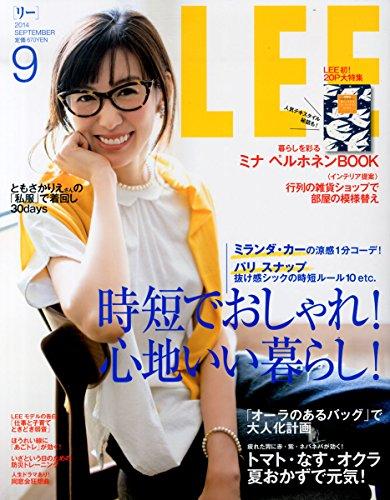LEE (リー) 2014年 09月号 [雑誌]の詳細を見る