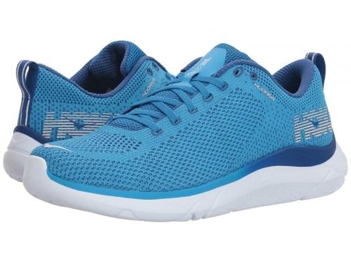 ペネロペ解釈的メンタリティHoka One One(ホカオネオネ) メンズ 男性用 シューズ 靴 スニーカー 運動靴 Hupana 2 - Diva Blue/True Blue [並行輸入品]
