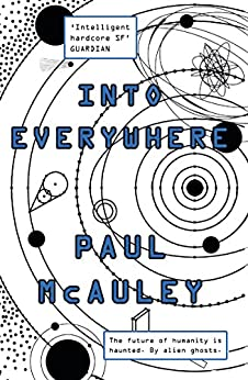 Into Everywhere by [McAuley, Paul]