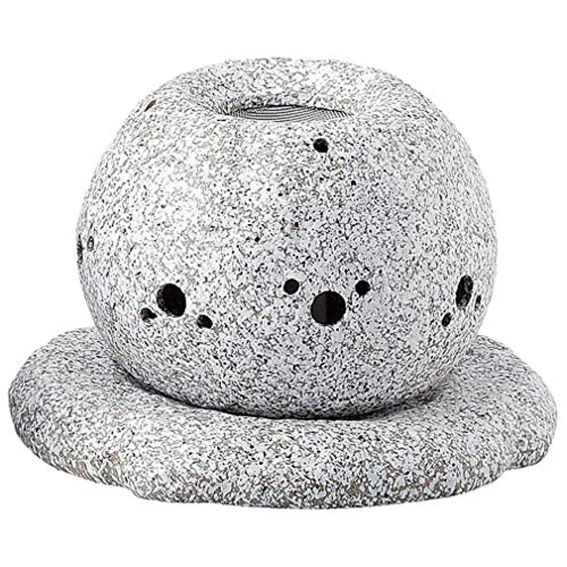 冗談で年永続YI--Y-1628 常滑焼 電気式茶香炉 径14×高さ11.5cm