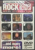 Rock Heroes Video's [DVD] [Import]