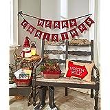 クリスマススペシャルウッドランドクリスマス装飾バナー