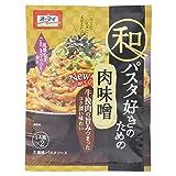 日本製粉 和パスタ肉味噌 2袋入