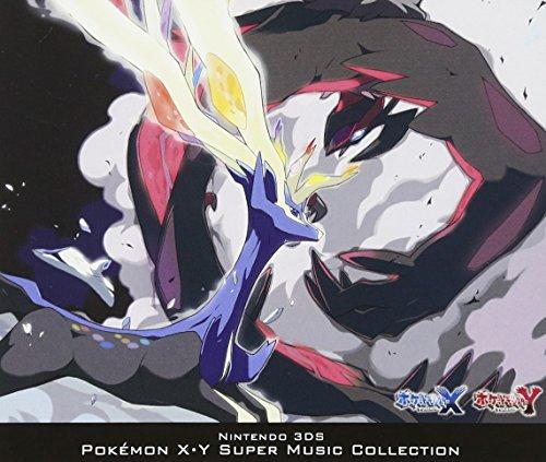 ニンテンドー3DS ポケモン X・Yスーパーミュージックコレクションの詳細を見る