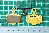 汎用 スラム(SRAM) エイヴィッド(AVID) MTB Elixir シリーズ用 ディスクブレーキパッド メタルパッド 自転車パーツ