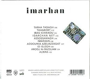 Imarhan / Digipak