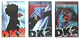 2001?02年 「バットマン: ザ・ダークナイト・ストライクス・アゲイン」 中古アメコミ(洋書) 3冊完結 フランク・ミラー