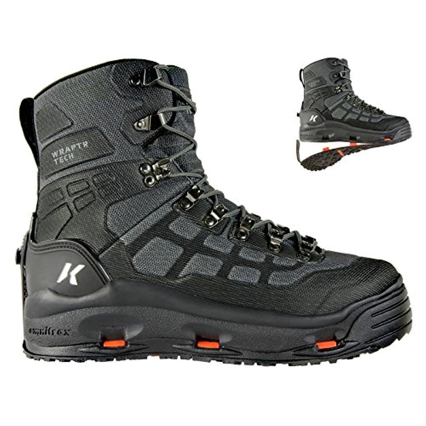 宣言ラリーベルモント回答Korkers wraptr Wading Boots
