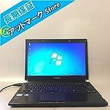 x初期設定済中古ノートパソコン Toshiba