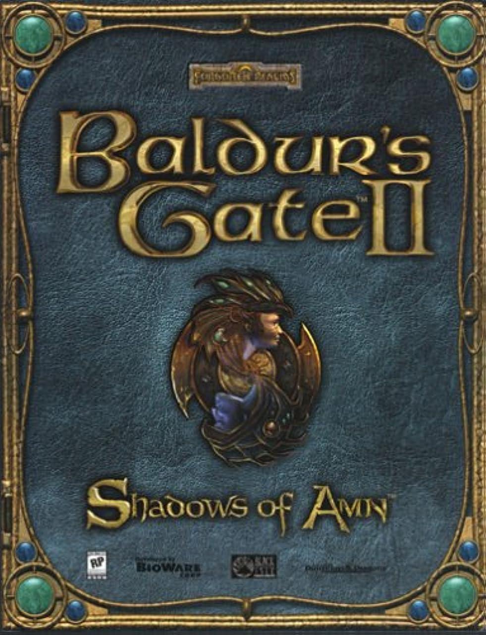 南西ファシズム真夜中Baldur's Gate 2: Shadows of Amn (輸入版)