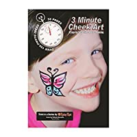 Ruby Red Paint, Inc. - 56 Page How To Booklet - 3 Minute Cheek Art