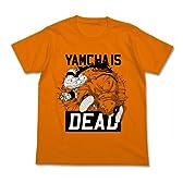 ドラゴンボール改 ヤムチャイズデッドTシャツ オレンジ サイズ:M