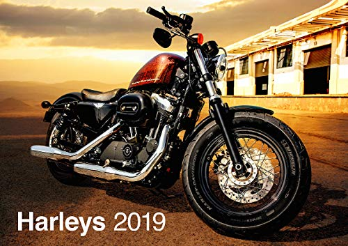 Harleys 2019 Calendar