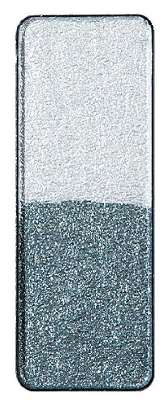 子電報順応性のあるヴィザージュ ツインカラー 1101プラチナシルバー/ナイトグレー