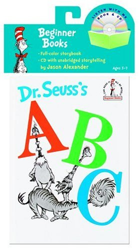 Dr. Seuss's ABC Book & CD (Dr. Seuss: Beginner Books)の詳細を見る