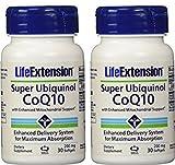 Life Extension Super Ubiquinol CoQ10 with Enhanc