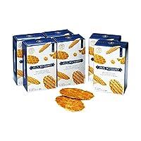 [ベルギーお土産] デストルーパー ベルジャンワッフルクッキー 6箱セット