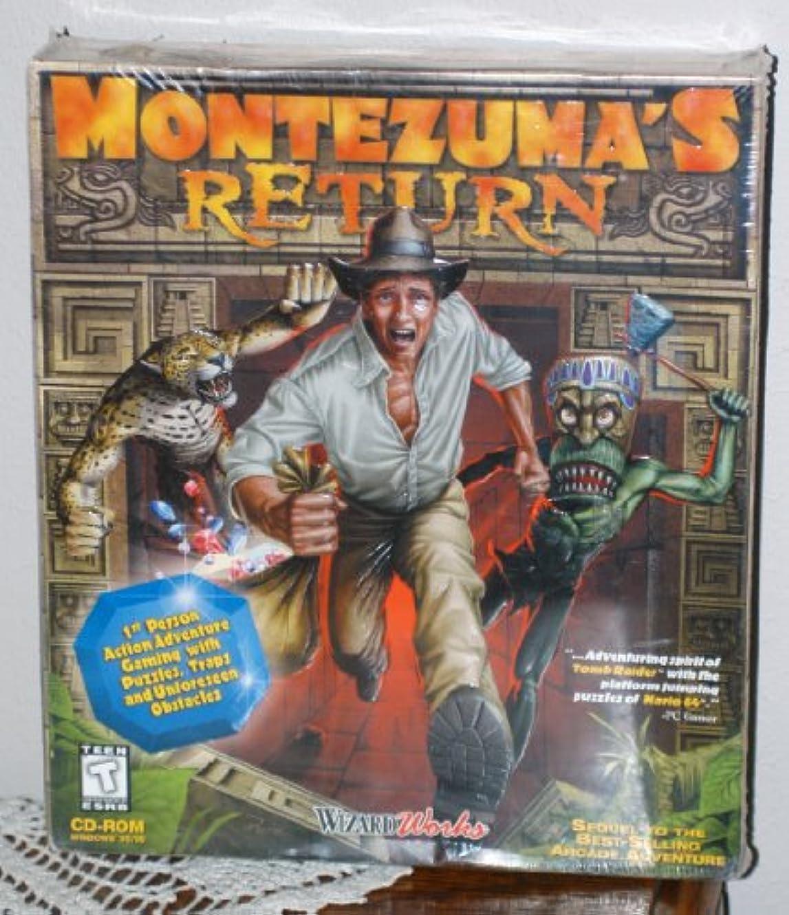 式一部移植Montezuma's Return (輸入版)